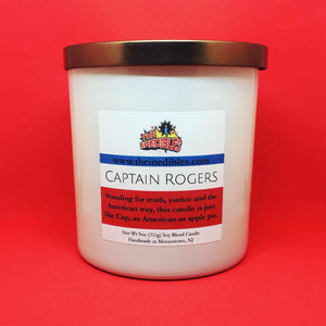 Captain Rogers 9 oz Candle