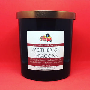 Mother of Dragons 9 oz Candle