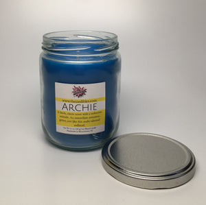 Archie 12 oz candle