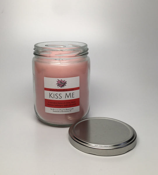Valentine's Day Candle Collection