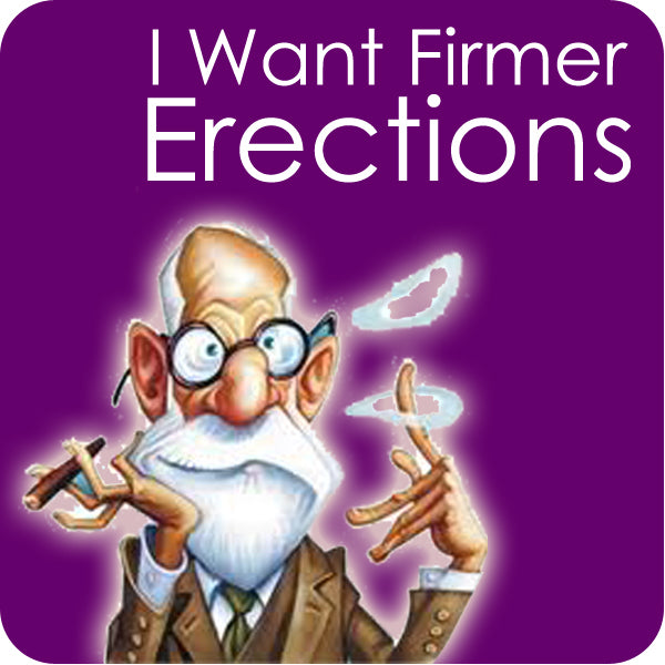 How Can I Achieve Firmer Erections?
