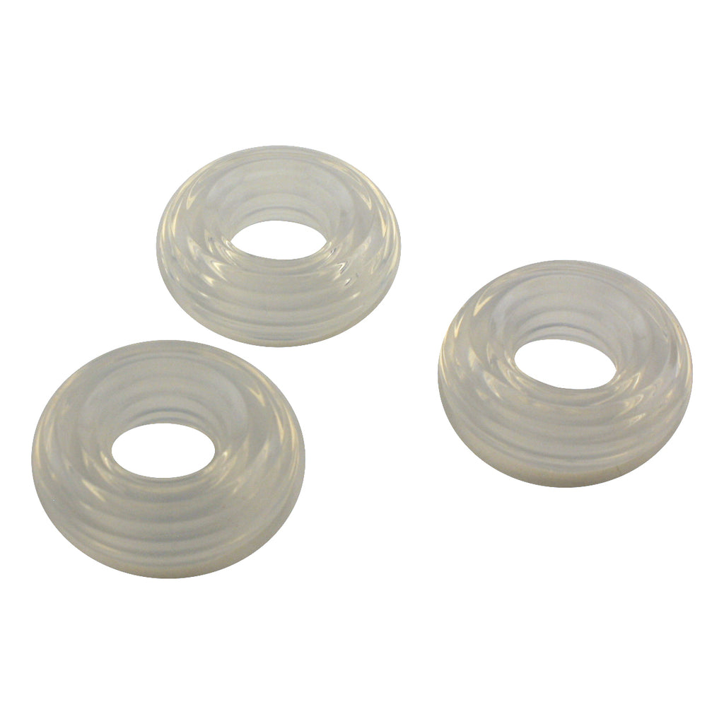 Silicone Stacker Rings