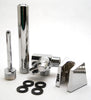 Stainless Steel Shower Enema System Components