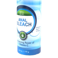 Anal Bleach with Aloe and Vitamin C