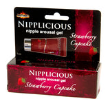 Nipplicious Nipple Gel Box Front