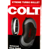 Colt Turbo Bullet Vibrator Box