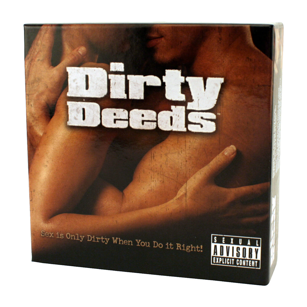 Dirty Deeds - A Highly Erotic Sex Game for Couples