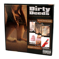 Dirty Deeds Sex Game Directions