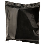 Double Layer Privacy Opaque Black Bag