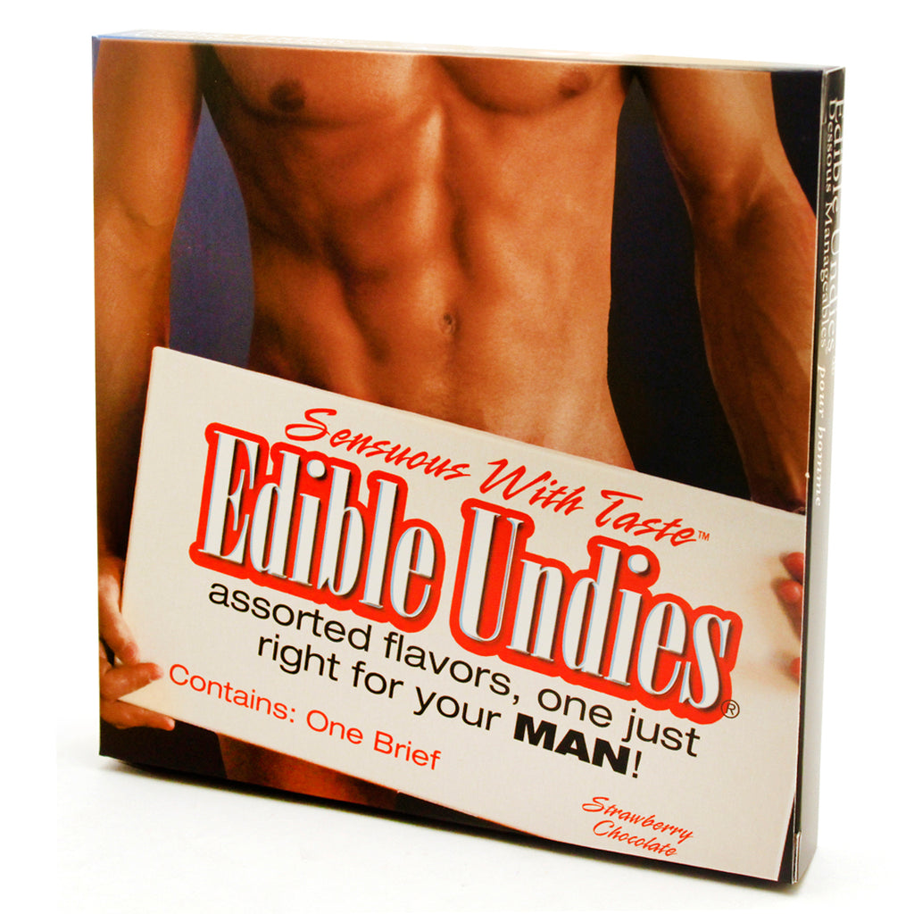 Edible Underwear for Him - Tastes Like Your Worst Nightmare