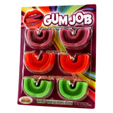 Gum Job Gummy Candy Teeth Covers - The Weirdest-Looking Oral Sex Aid Ever