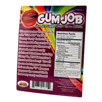 Gum Job Teeth Covers Nutrition Facts