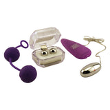 Kegel Kit with Balls and Vibe