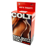Man Butt Masturbator Box Front