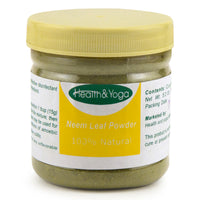 Health & Yoga Neem Leaf Powder