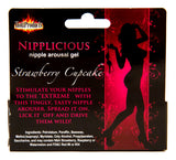 Nipplicious Nipple Gel Box Back