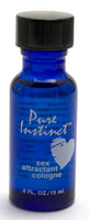 Pure Instinct Pheromone Cologne - Really Works!