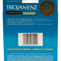 Trojan Enz 36 Pack Instructions