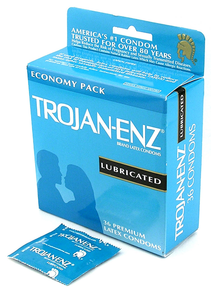 Trojan Enz Condoms 36