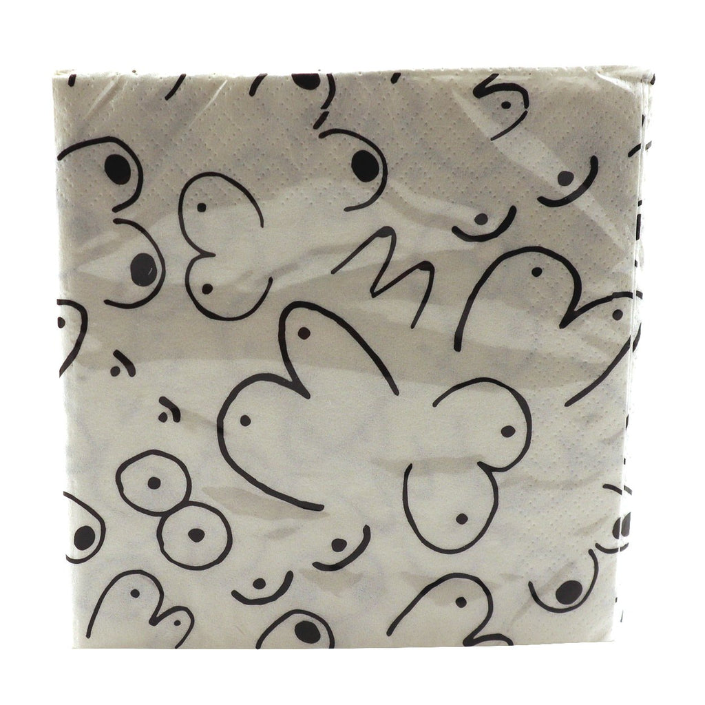 Product of the Week: Boobie Cocktail Napkins