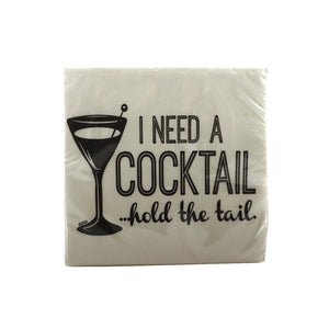 Product of the Week: I Need a Cocktail Napkins