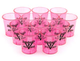 Outta Control Bachelorette Shot Glasses