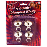 Jumbo Diamond Rings