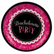 Bachelorette Party Cups, Plates, Napkins