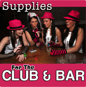 Staff Picks Bachelorette Party Supplies For The Bar And Club