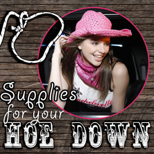 Staff Picks: Bachelorette Party Supplies for Your Hoedown