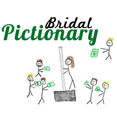 Bridal Pictionary