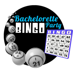 Free Bachelorette Party Bingo Game - Free Download!