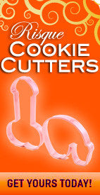 Penis Cookie Cutters