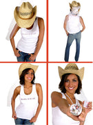 Press Release - Bachelorette Cowgirl Hat - Jan 30 2006