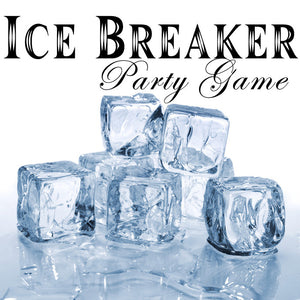 The Ice Breaker Party Game