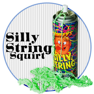 The Silly String Squirt