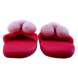 Pink Pecker Slippers