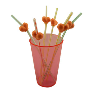 Bendy Boobie Straws