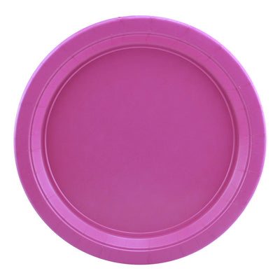 Pink Plates 10.5