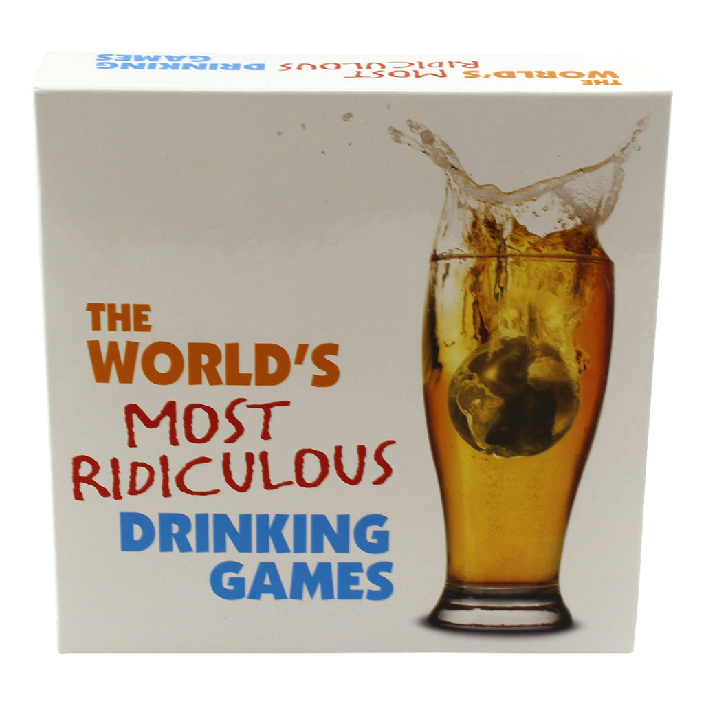 The World's Most Ridiculous Drinking Games