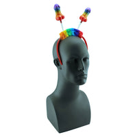 Rainbow Penis Boppers