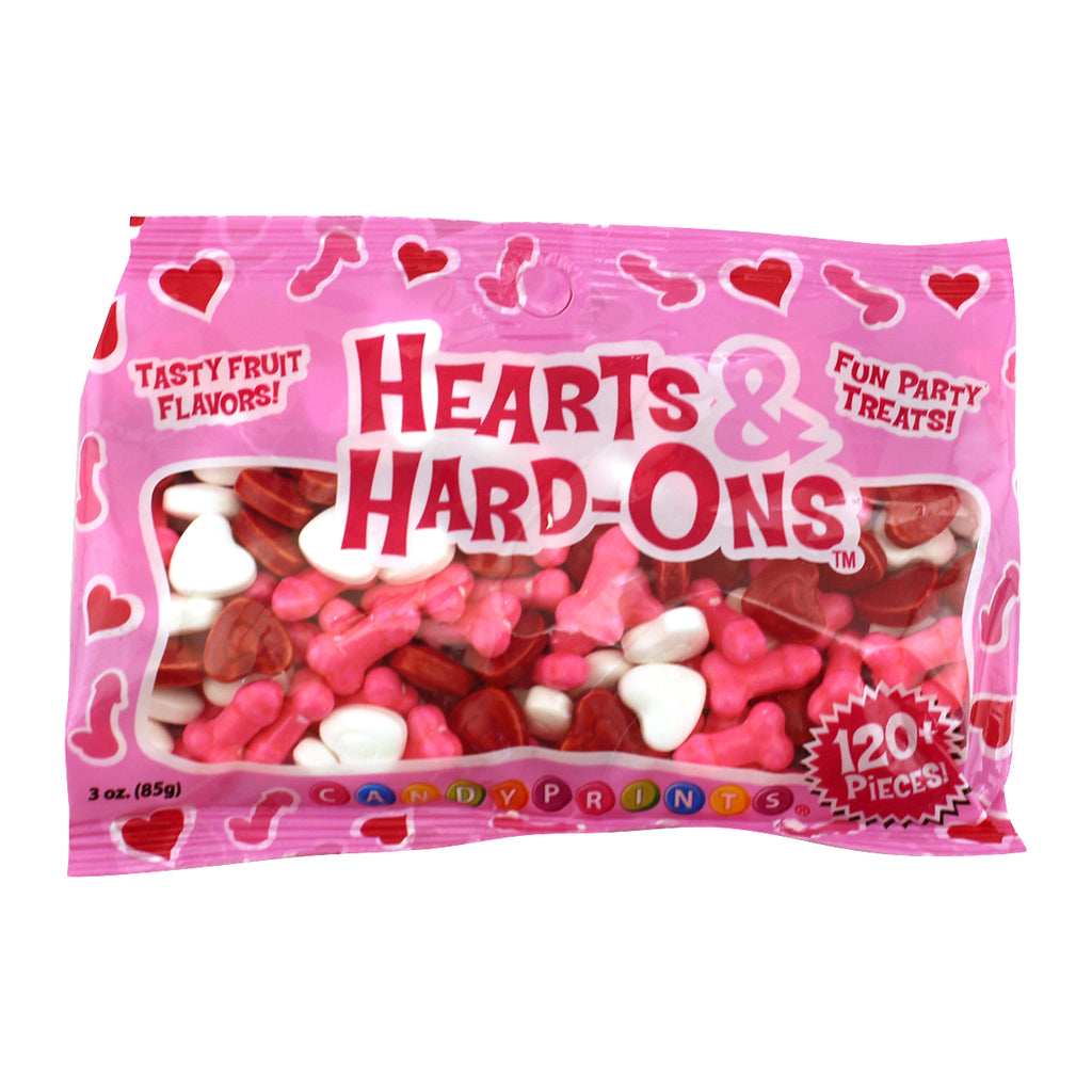 Hearts & Hard-Ons Candy