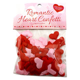 Heart Confetti - Bachelorette.com Bachelorette Party Supplies