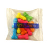 10 Piece Superfun Penis Candy - Multicolored - Bachelorette.com Bachelorette Party Supplies