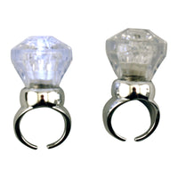 Light Up Diamond Rings