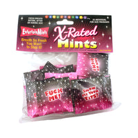 X-Rated Mints Pinata Packs