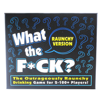 What the F*ck? Game - The Raunchy Version