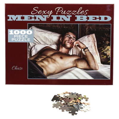 Sexy Puzzles - Spend the Night with Chase or Bradley