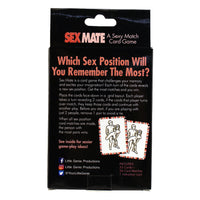 Sex Mate Game - Match the Sex Positions