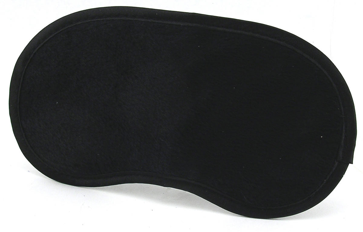 A Satin Blindfold Perfect for Pin the Macho on the Man